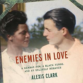Enemies in Love audiobook cover art