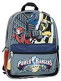 Power Rangers Enfants Super Ninja Steel Sac à Dos, Multicolore, One Size