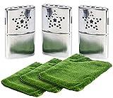 Semptec Urban Survival Technology Feuerzeug-Handwärmer: 3er-Set Taschenwärmer für Feuerzeugbenzin (Benzinfeuerzeug-Taschen-Wärmer)