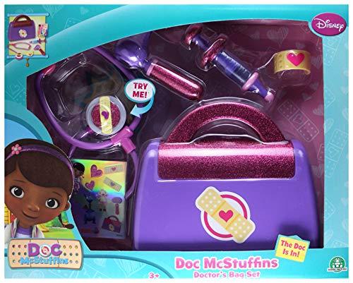 Kuferek Lekarski Doktor Dosia (Doc Mcstuffins Doctors Bag Playset)