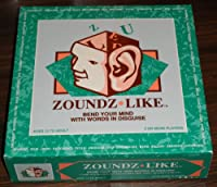 Zoundz Like Bend Your Mind with Words in Disguise Game