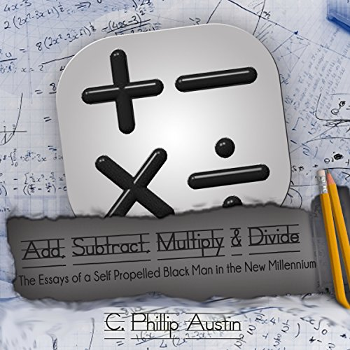 Add, Subtract, Multiply & Divide audiobook cover art