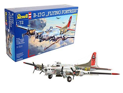 ドイツレベル ドイツレベル 1/72 B-17G フライングフォートレス R04283 プラモデル