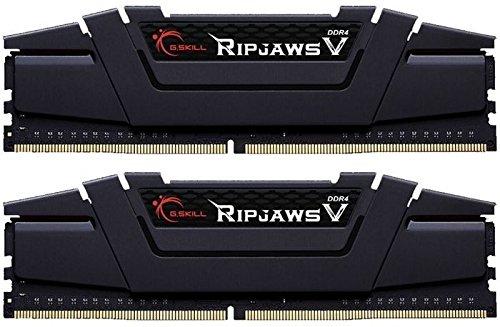 G.Skill Ripjaws V Black DDR4 2800 PC4-22400 32GB 2x16GB CL14