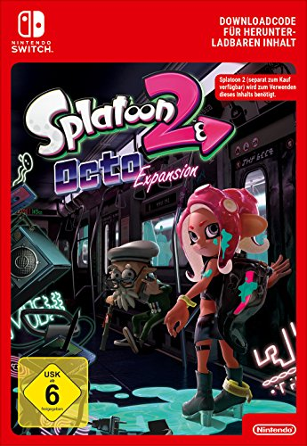 Splatoon 2: Octo Expansion DLC | Switch - Download Code