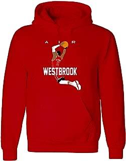 RED Houston Westbrook Brodie AIR Hooded Sweatshirt