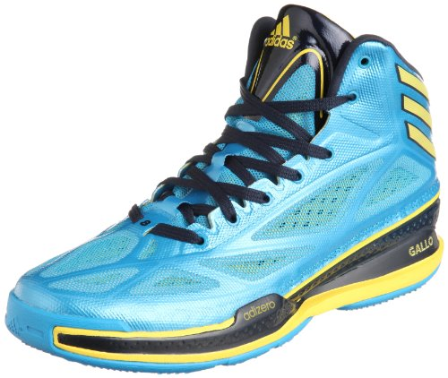 adidas Adizero Crazy Light 3 Herren-Basketball-Turnschuhe/Schuhe-Blue-48