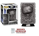 POP! Funko Star Wars The Empire Strikes Back Han Solo in Carbonite Vinyl Figure