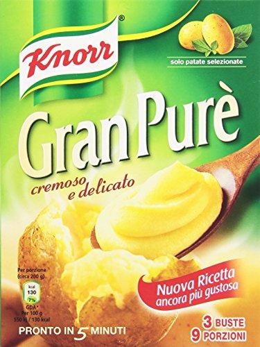 Knorr Preparato per Pure di Patate, 225g