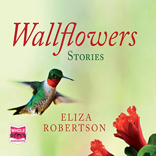 Wallflowers audiobook cover art