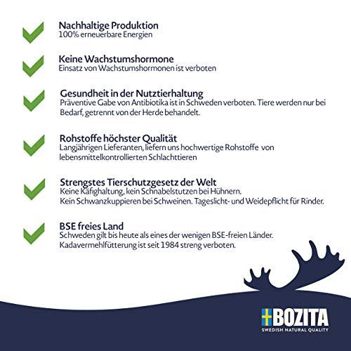 Bozita Hundefutter Naturals Original, 1er Pack (1 x 12 kg) - 3