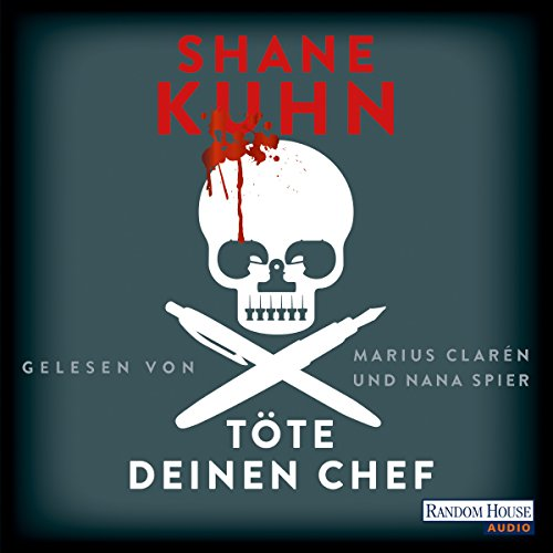 Töte deinen Chef                   By:                                                                                                                                 Shane Kuhn                               Narrated by:                                                                                                                                 Marius Clarén,                                                                                        Nana Spier                      Length: 9 hrs and 23 mins     Not rated yet     Overall 0.0