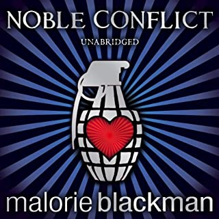 Noble Conflict                   By:                                                                                                                                 Malorie Blackman                               Narrated by:                                                                                                                                 Jack Hawkins                      Length: 7 hrs and 32 mins     9 ratings     Overall 4.6