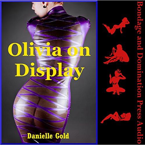 Olivia on Display audiobook cover art