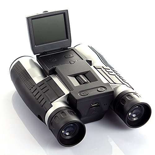 IFLYING Binoculars Camera 720P Digital Camera with 2 Inch LCD Screen