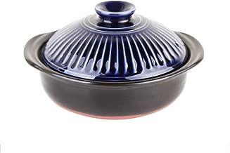 LTLWSH Piedra cerámica Cacerola con Tapa 185x100mm para Estufa de ...
