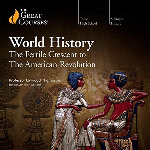 High School Level - World History cover art