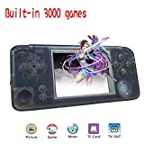 Handheld Game Console Arcade Game Machine Built in 3000 Games Nostalgic Gaming Device
