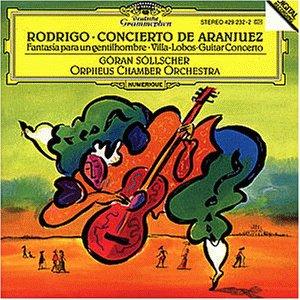 Concerto d' aranjuez / Gitarrenkonzert