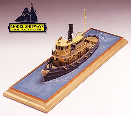 Model Expo Model Shipways Taurus Tugboat 1930 Solid Hull 1:96 Scale MS2021 Regular $89.99