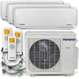 PIONEER Air Conditioner WYS030GMHI22M3 Multi Split System, Trio (3 Zone)