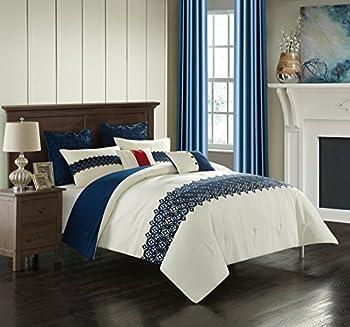 Kamila 7 Piece Comforter Set by Better Homes & Gardens