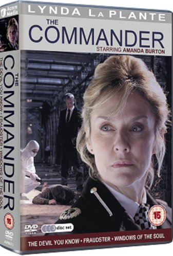 Lynda La Plante - The Commander