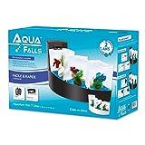 AQUA FALLS Aquarium Kit Complet - Noir