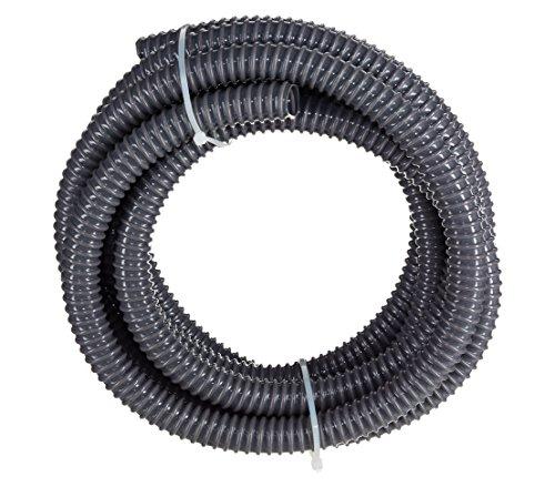 Dehner Spiralschlauch, 4 m, schwarz