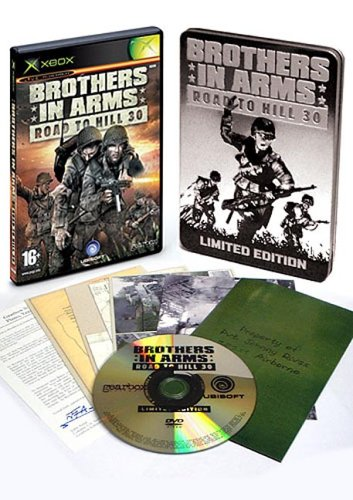 Brothers in Arms: Road To Hill 30 (Limited Edition) (Xbox) [Importación Inglesa]