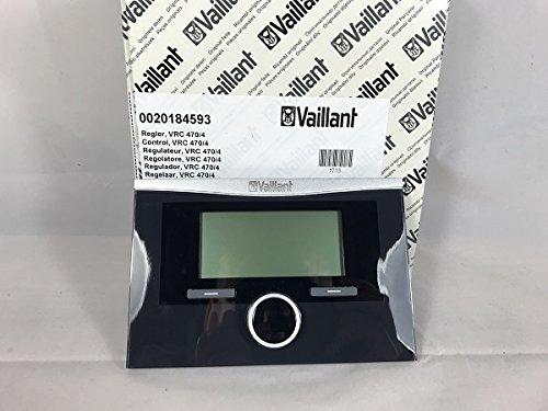 Vaillant Regler, VRC 470, Vaillant-Nr. 0020184593