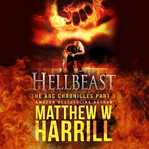 Hellbeast Audiobook By Matthew W. Harrill cover art