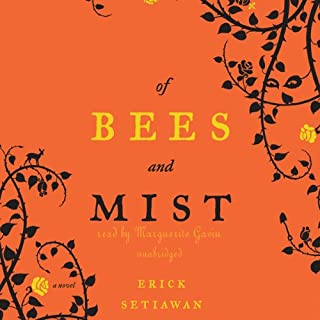 Of Bees and Mist audiobook cover art