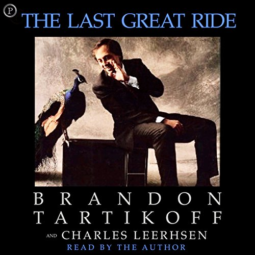 The Last Great Ride audiobook cover art