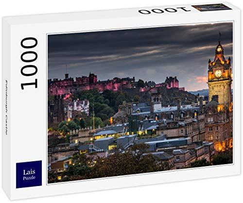 Lais Puzzle Castillo de Edimburgo 1000 Piezas