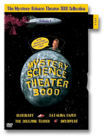 The Mystery Science Theater 3000 Collection, Vol. 1 (Bloodlust / Catalina Caper / The Creeping Terror / Skydivers)