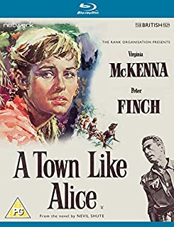 A Town Like Alice Blue-Ray