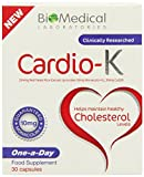 Cardio-K Cholestrol Manage - Pack of 30 Capsules from Biomedical Laboratories Ltd