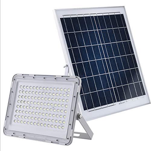 WYY 150W LED zonnelicht IP67 waterdicht met afstandsbediening voor bouwplaats, tuin, regengoot, zwembad