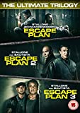 Escape Plan - The Ultimate Trilogy Box Set [DVD] [Reino Unido]