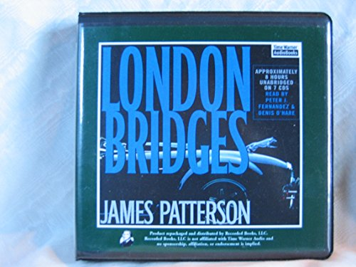 London Bridges by James Patterson Unabridged CD Audiobook (Alex Cross Mysterey Series)