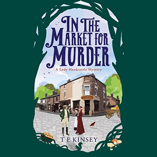 Couverture de In the Market for Murder
