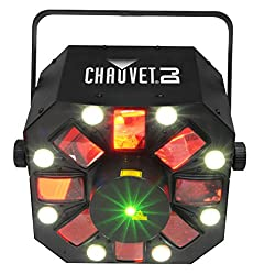 Chauvet DJ SWARM5FX 3-in-1 Stage Effect DJ Lights Review