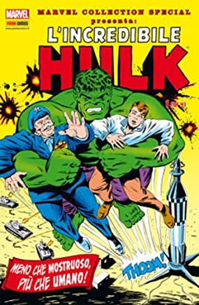 MARVEL COLLECTION SPECIAL N.4 - LINCREDIBILE HULK 1 (m4)