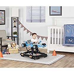 commercial Dream On Me, Victory Lane Activity Walker, Blue com baby walkers