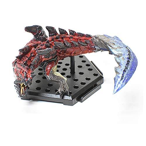 PLL Monster Hunter Mundial Glavenus Figura de acción de 1/8 Escala Estatua (CFB) Creadores (Sin Caja de Color)