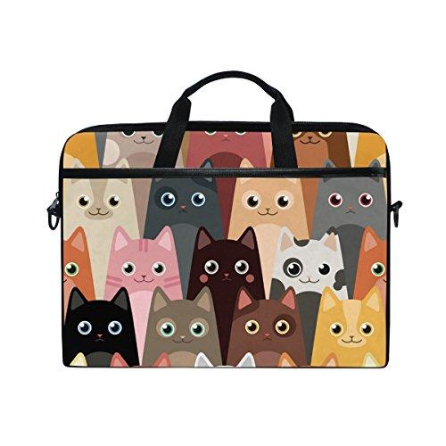Laptop Case Bag Briefcase Laptop Shoulder Messenger Bag 15inch Laptop Sleeve Carrying Handbag Computer Bag for Anyone