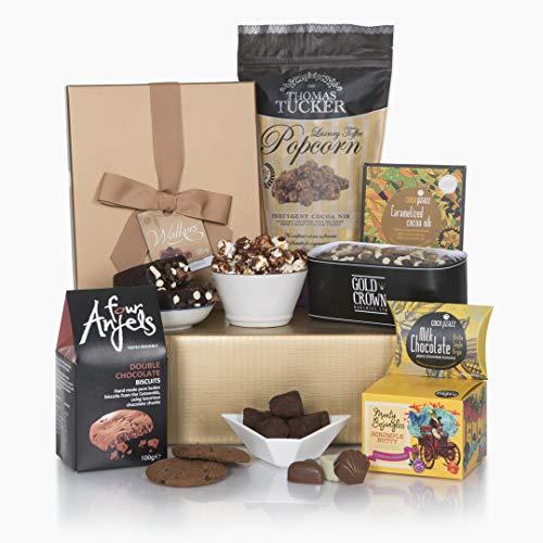 Cesta de Placer de Chocolate - Cestas de...