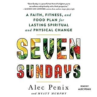 Seven Sundays audiobook cover art