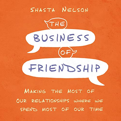 The Business of Friendship cover art